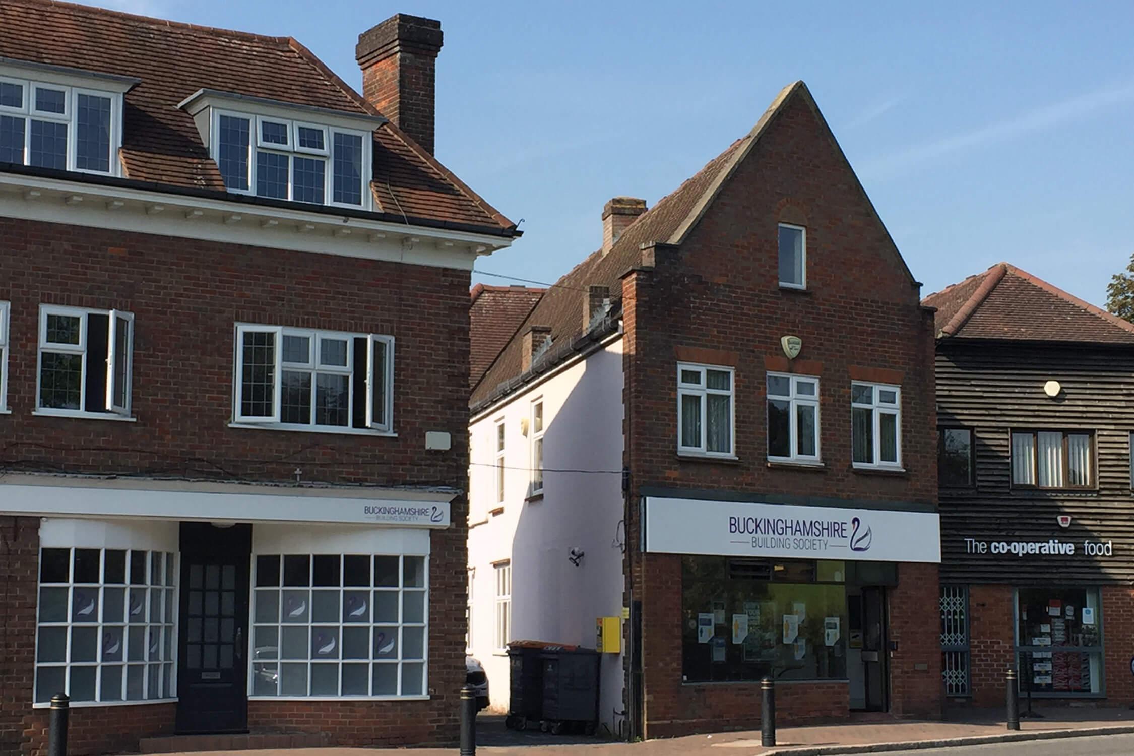 Buckinghamshire Building Society head office