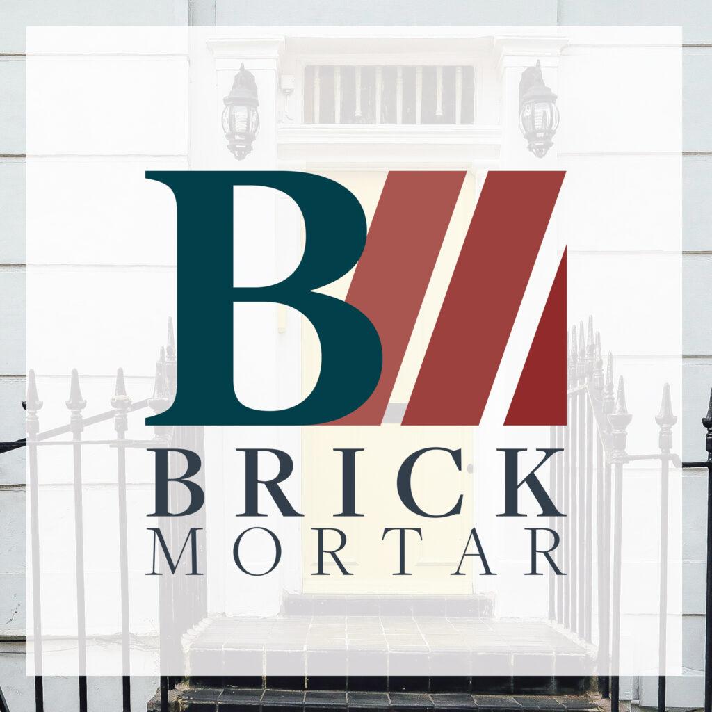 Brick Mortar Logo