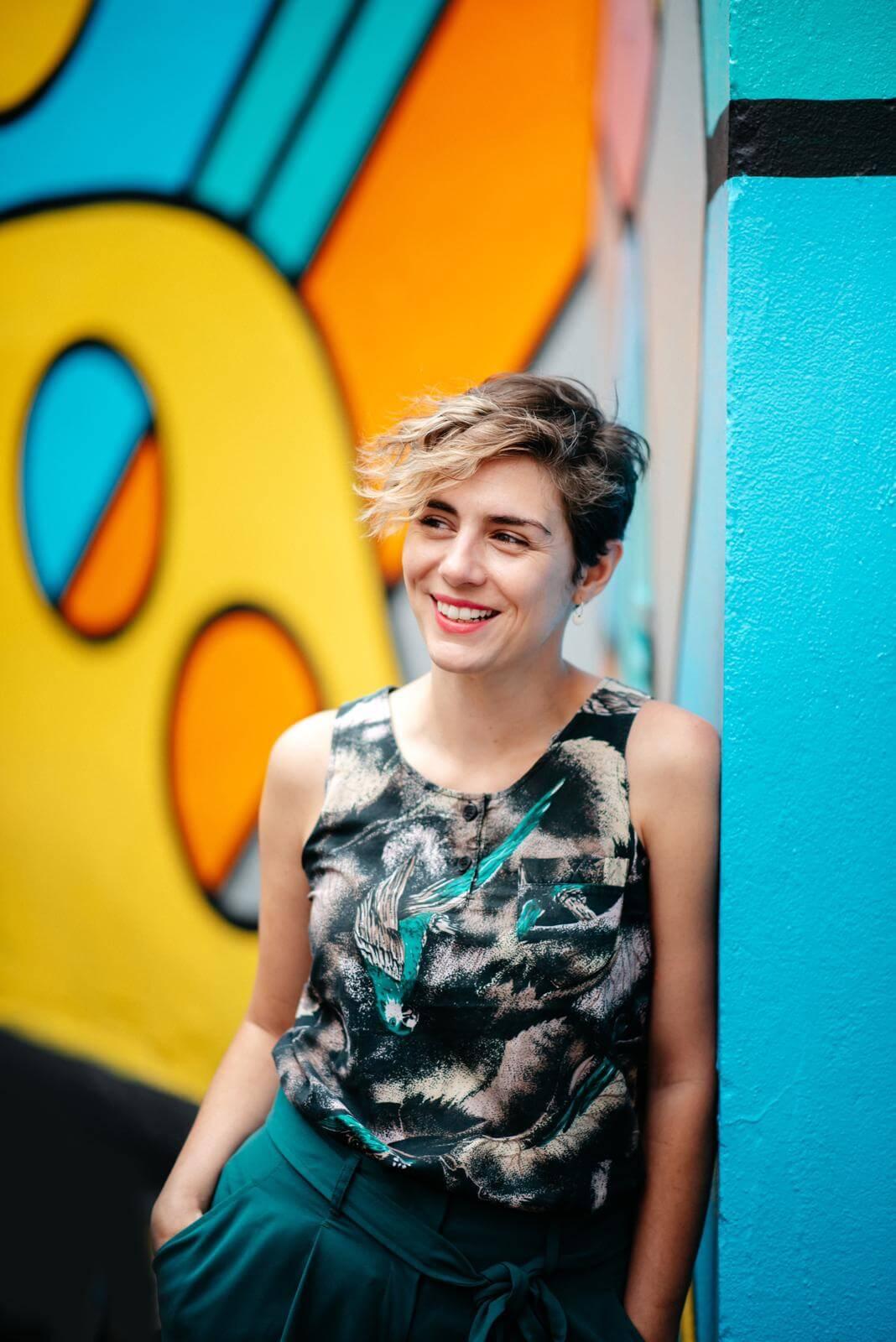 A photo of Rebekah Di Palma